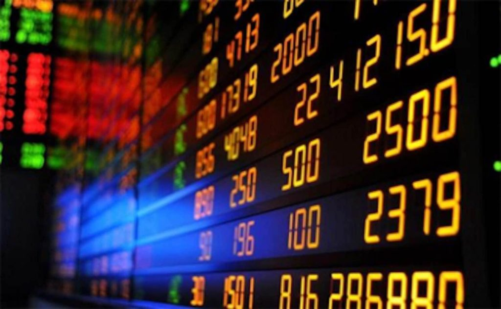 Investors withdraw from equity risk