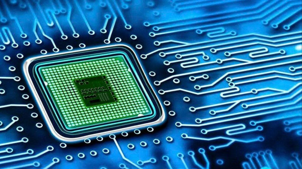 Semiconductor chips stocks