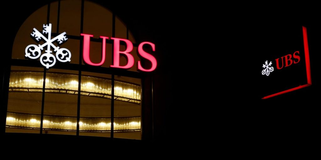 UBS Energy Bets